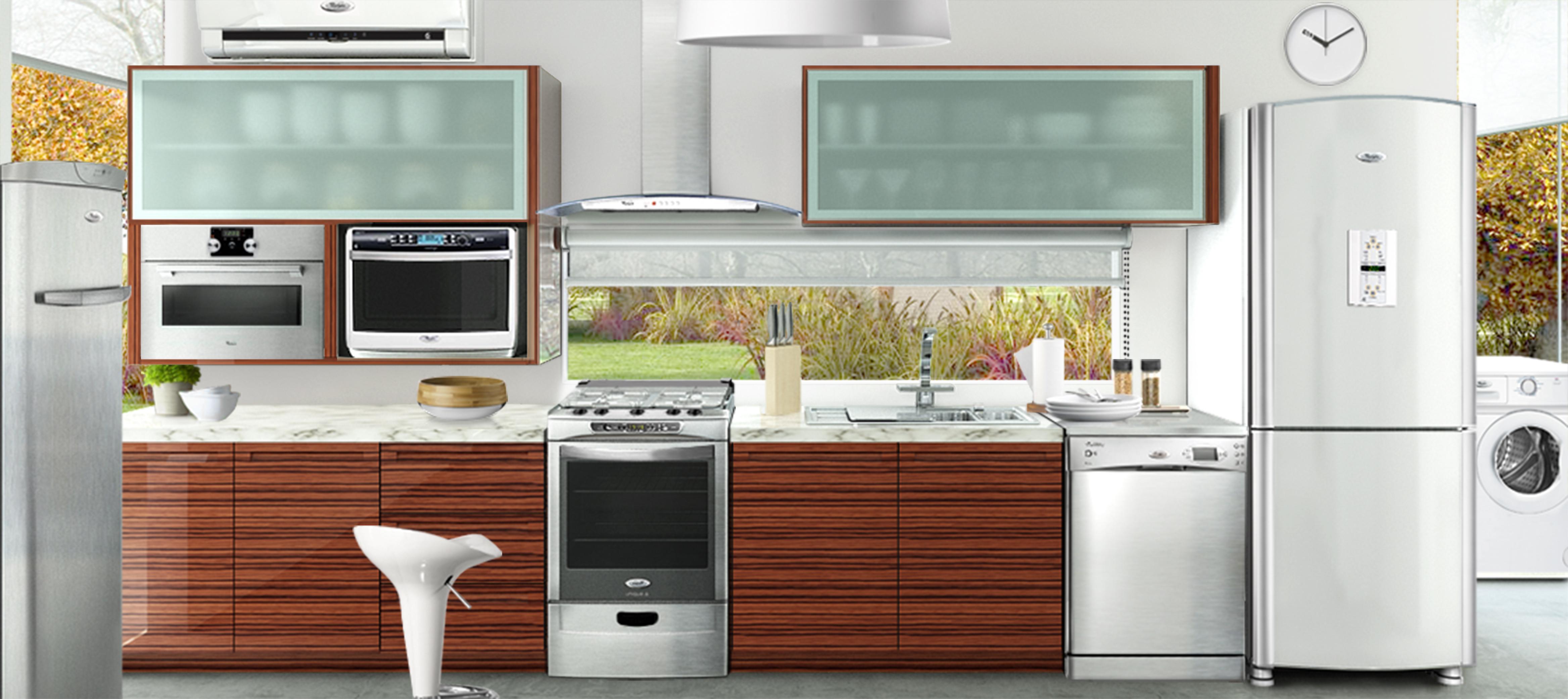 Electrodom sticos para cocinas muebles a medida for Precio electrodomesticos cocina