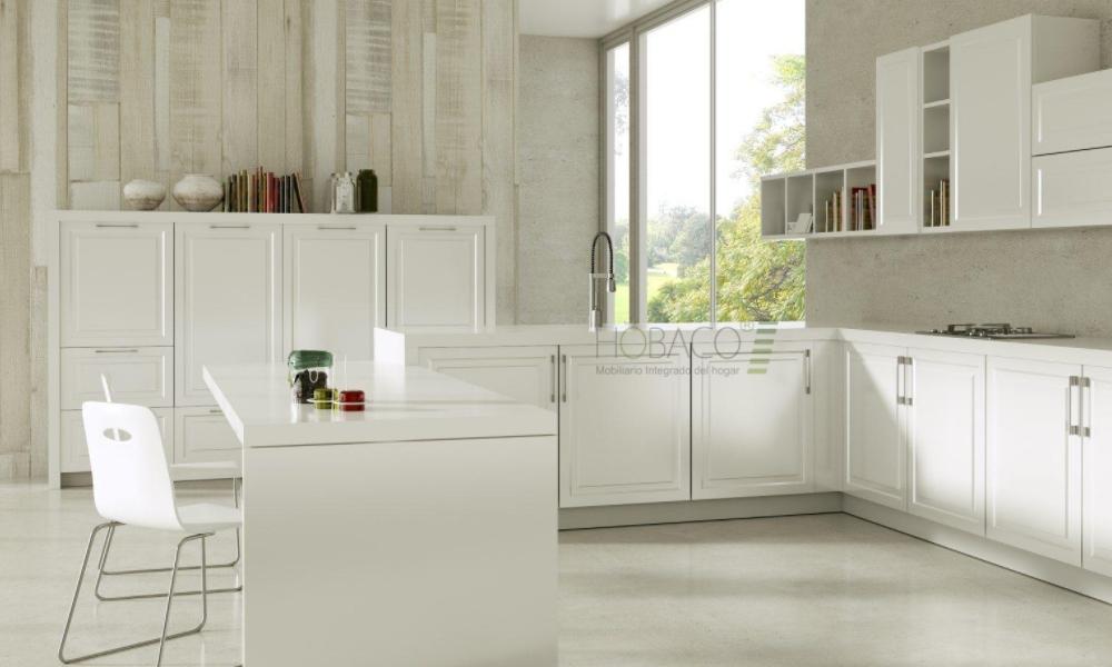 Puertas PVC - Puertas para cocina | Agloma