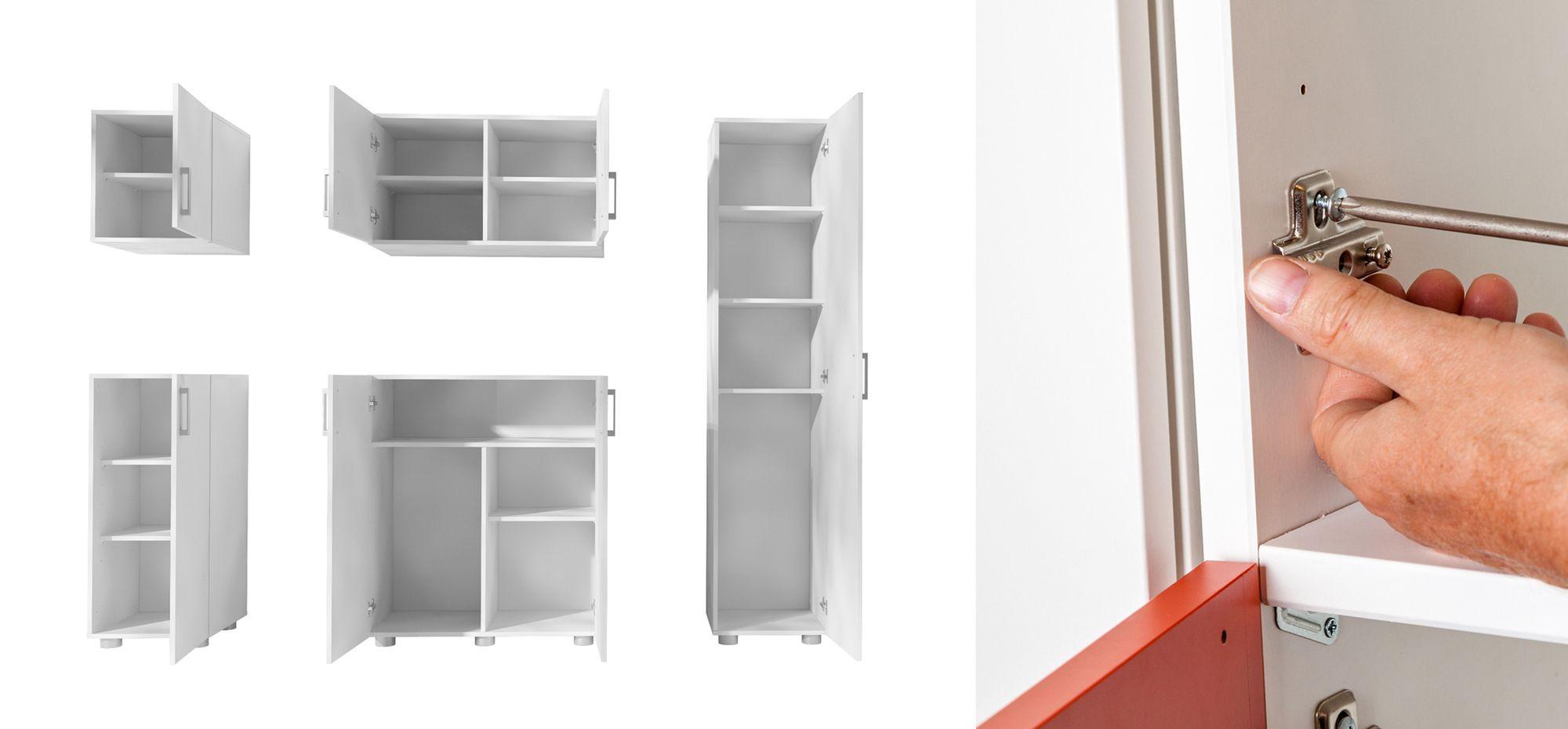 M dulos de cocina muebles de cocina personalizables agloma - Modulos de cocina ...