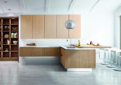 Modulos para los muebles de cocina