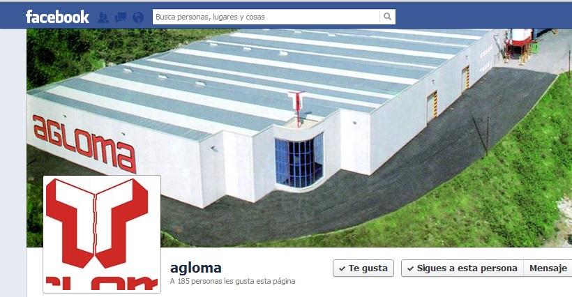 Agloma en Facebook