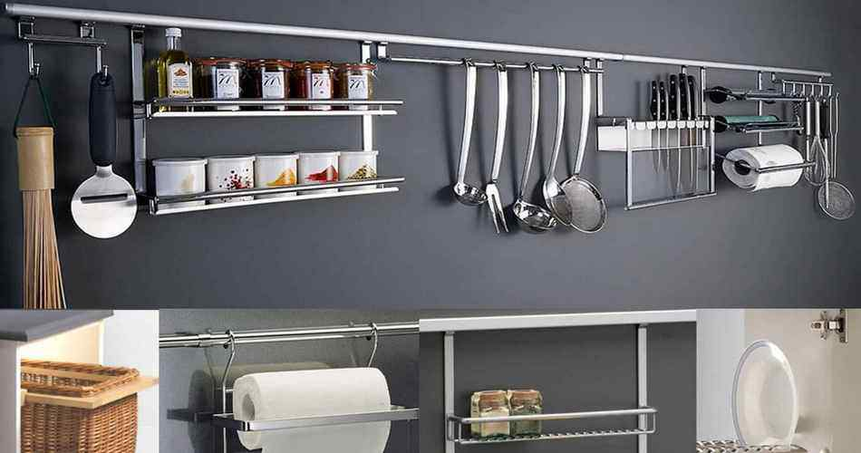 Accesorios para cocina muebles de cocina a medida for Accesorios para interiores de armarios de cocina