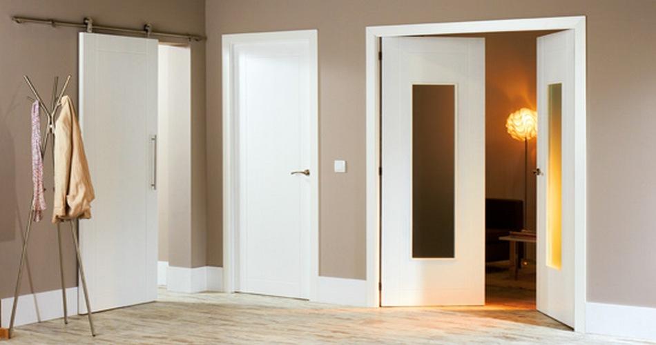 Puertas de interior puertas interiores agloma for Cristales para puertas de paso