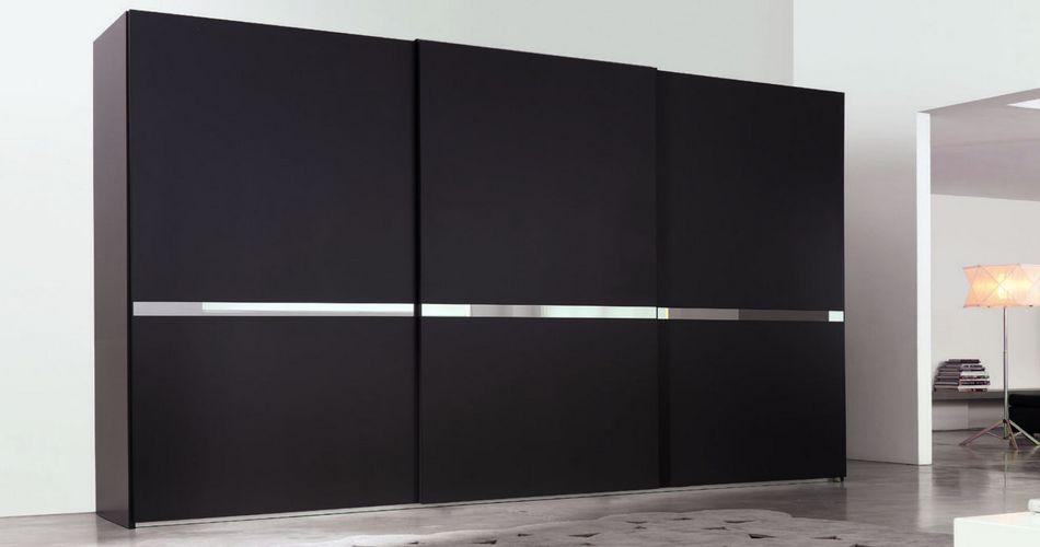 Armarios modernos lacados puertas correderas 52719 2229207 for Armarios de salon modernos