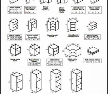 M dulos de cocina muebles de cocina a medida modulos for Muebles de cocina finsa