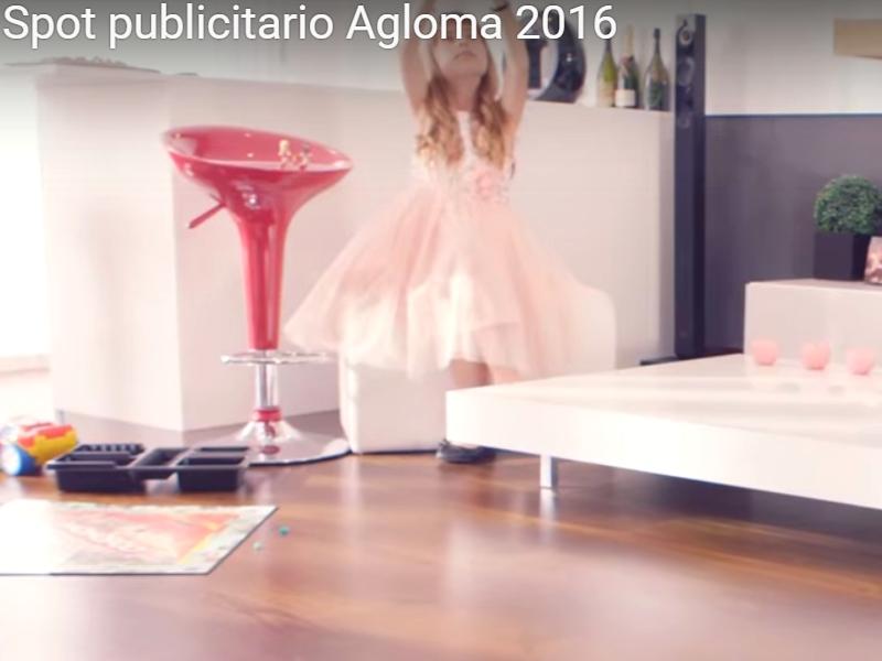 Spot publicitario Agloma 2016