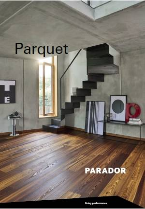 Catálogo Parquet Parador