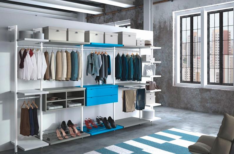 5 consejos para ordenar tu armario a medida