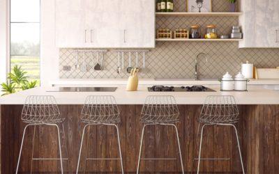 5 elementos que no pueden faltar en el diseño de tu cocina