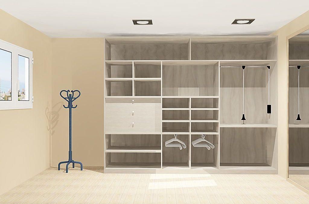 5 módulos que no pueden faltar en el interior de tu armario