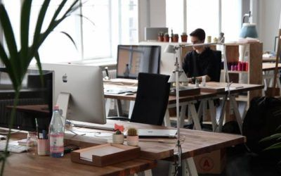 Los beneficios de la madera en entornos de trabajo
