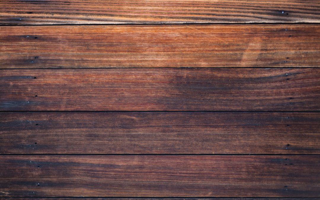 Tipo de madera a elegir según el uso que le vayas a dar