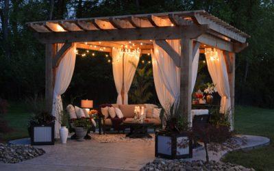 Ideas para convertir tu patio en un espacio moderno