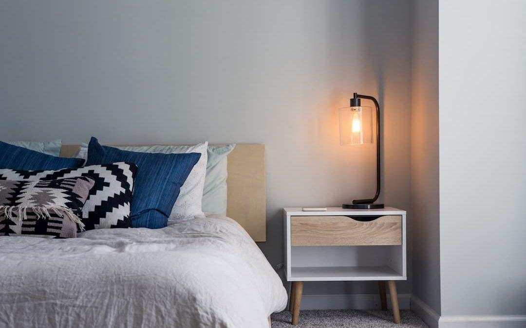 Cómo organizar tus habitaciones antes de que llegue el frío