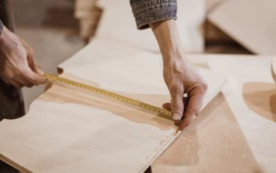 Tipos de tablones de madera y utilidades