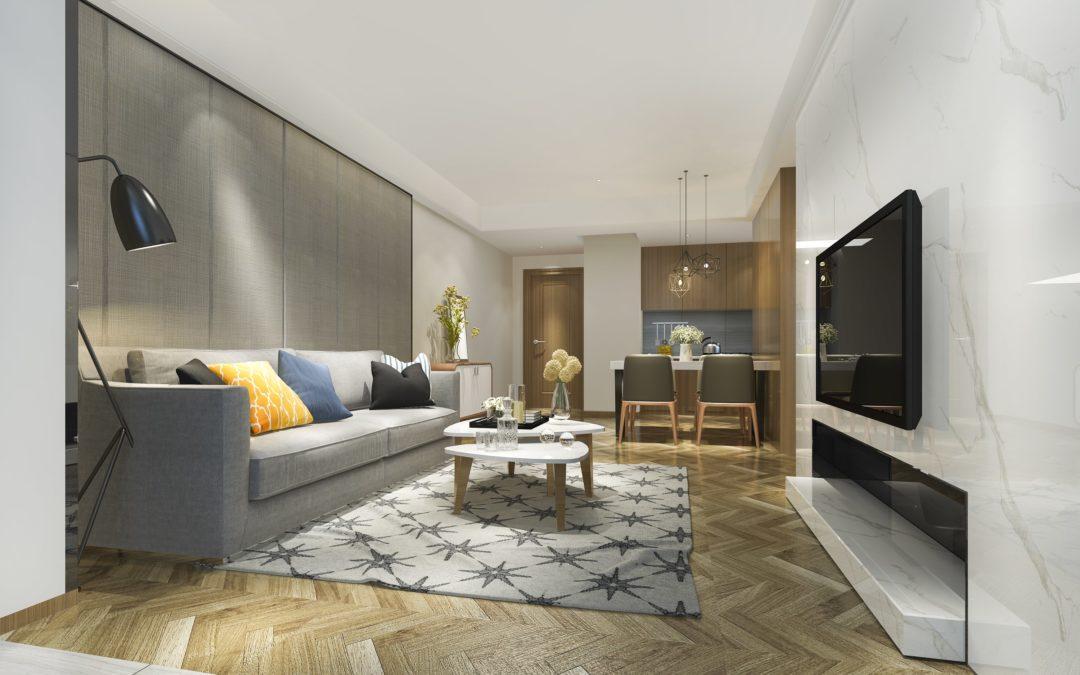 Ideas de almacenaje para pisos pequeños