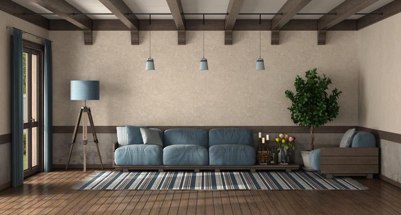 ideas-para-decorar-con-vigas-madera